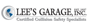Lee's Garage Logo
