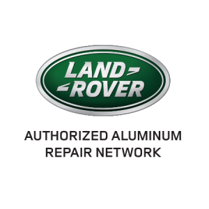 Land Rover Authorized Aluminum Repair Network