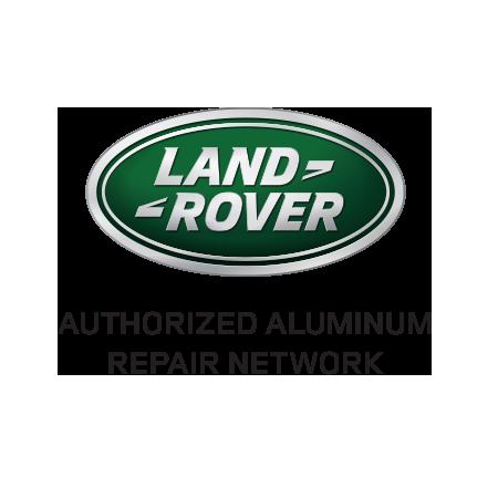 Land Rover Authorized Aluminum Repair Network
