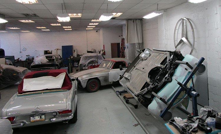 Restorations 18
