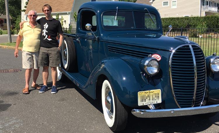 1939 Ford Pickup Restoration 6
