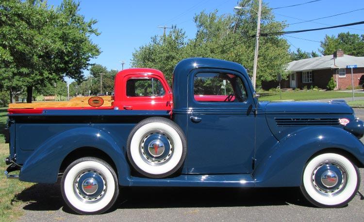 1939 Ford Pickup Restoration 10